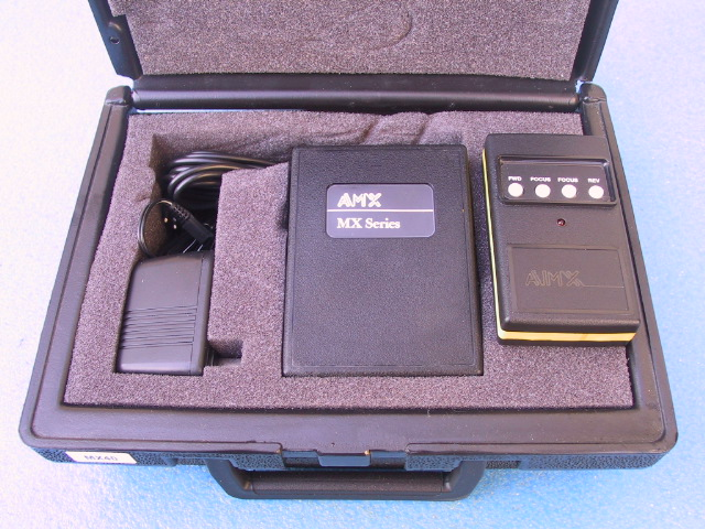 AMX MX 40 Radio Remote Contril - KX Camera Kodak Slide Projectors Since 1980 - 1732-1/2 Grand Ave. Santa Barbara, CA 93103 805-963-5625
