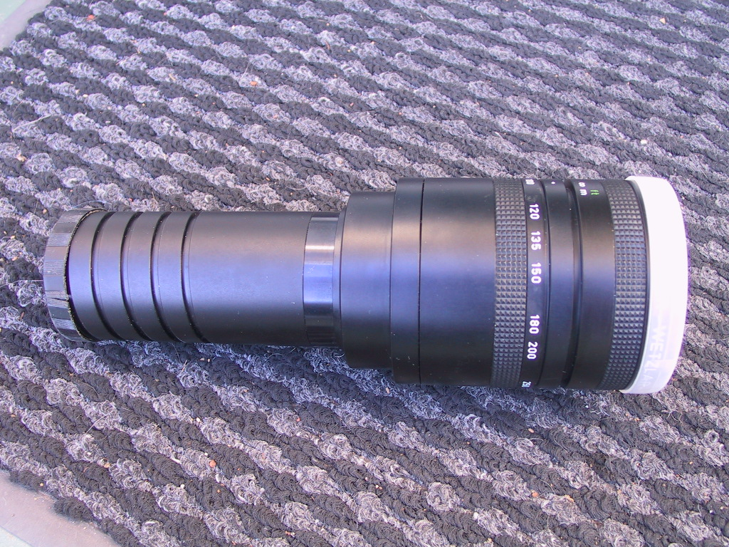 Doctar Doctalux 100-300mm Zoom Lens