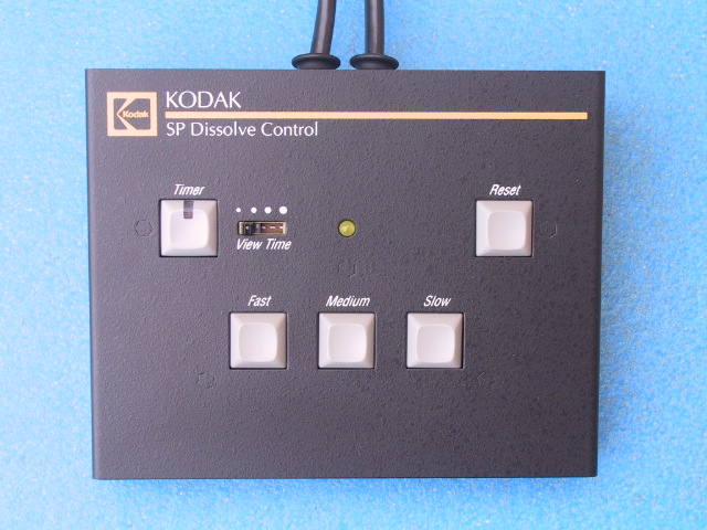 Kodak SP Manual Dissolve Unit - KX Camera Kodak Slide Projectors Since 1980 - 1732-1/2 Grand Ave. Santa Barbara, CA 93103 805-963-5625